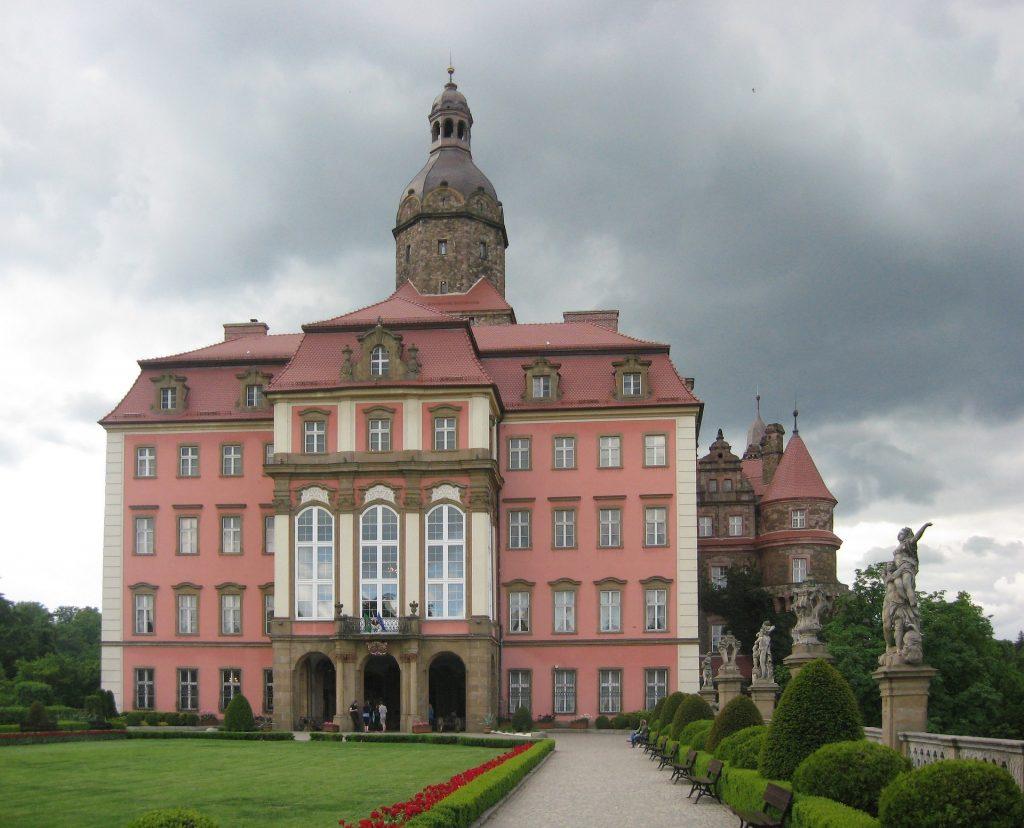 Książ Castle, a 13th-century castle