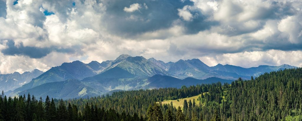 Take a hike on the border of Poland and Slovakia at Tatra National Park