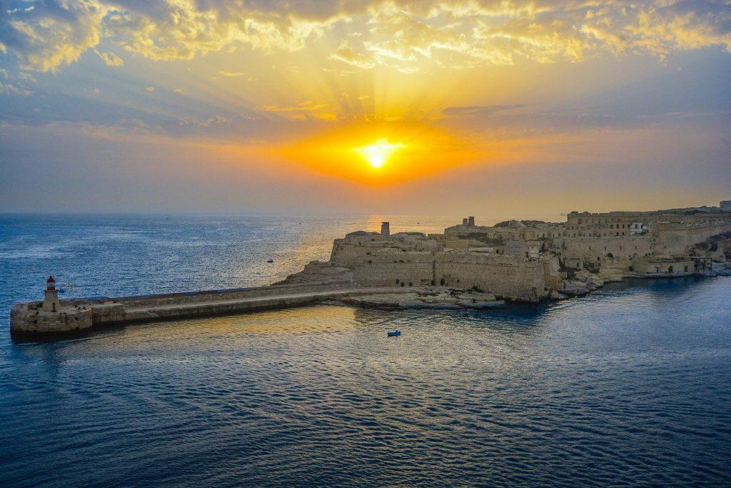 Malta - Sunrise
