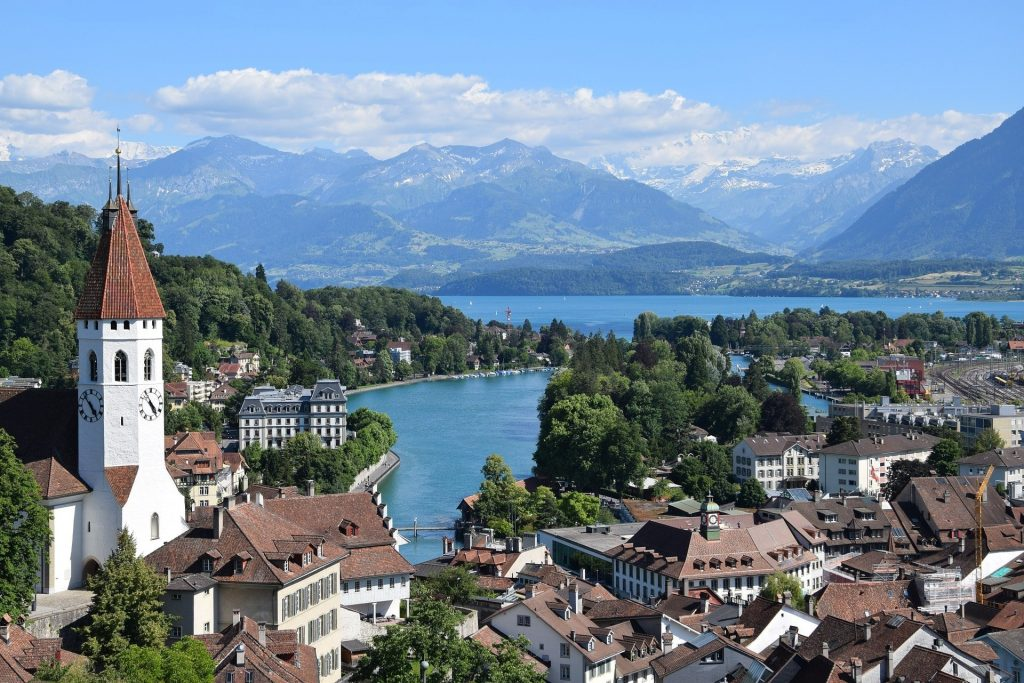 Switzerland - Lake Thun