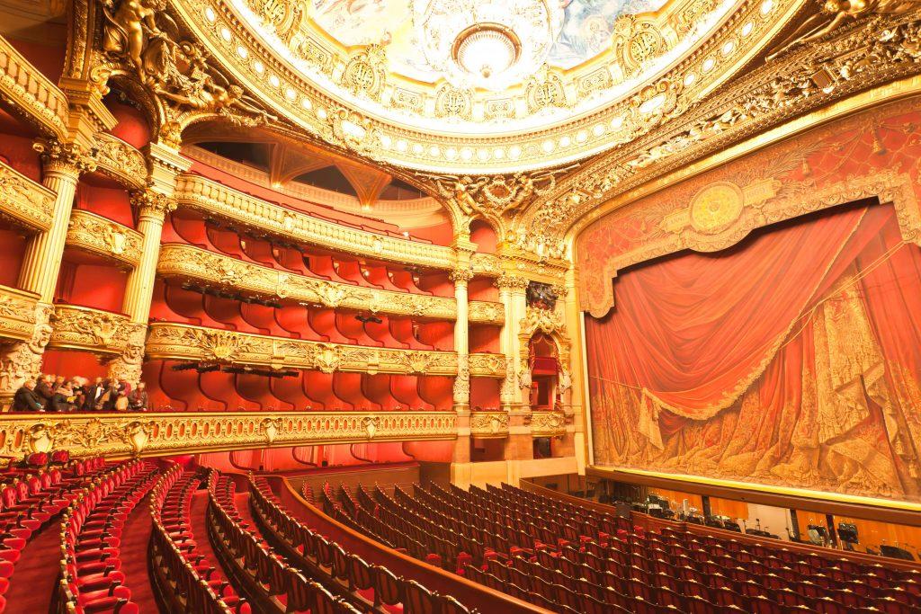 Paris - Opera Garnier