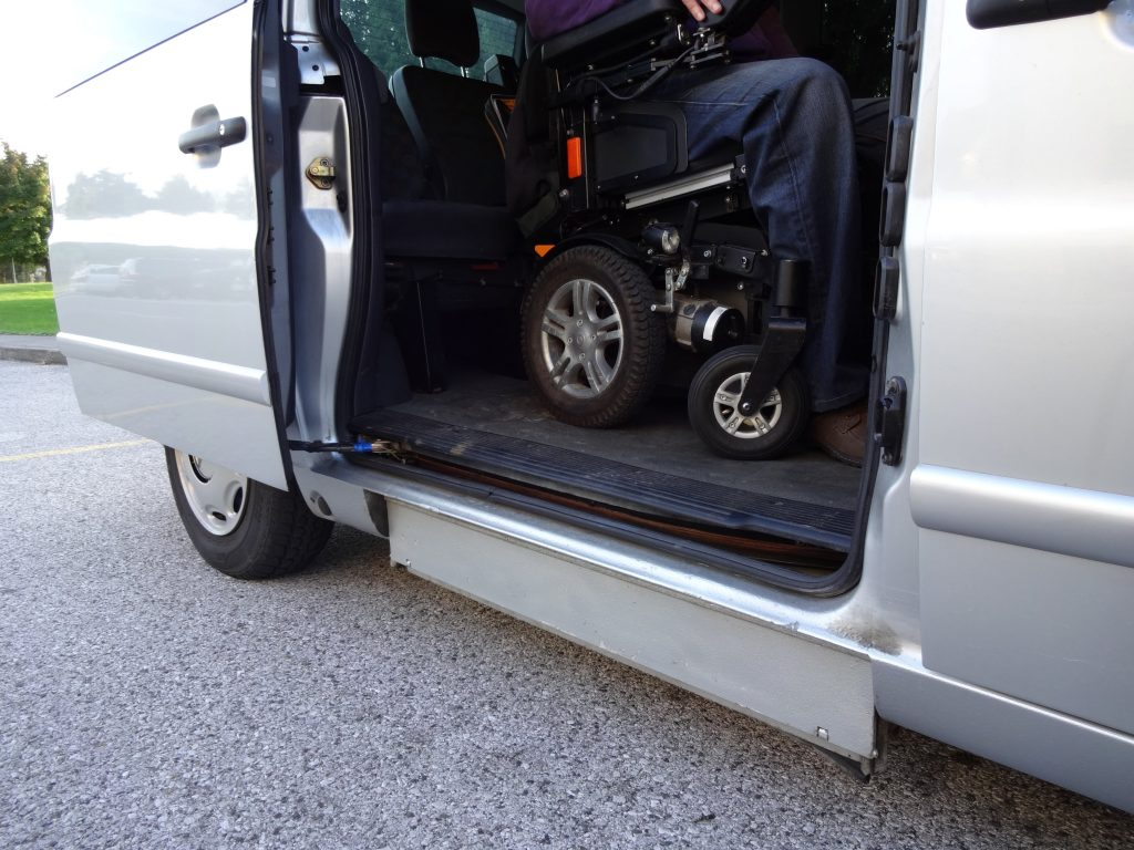 Our favourite wheelchair accessible vehicles