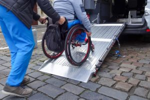 The blue badge scheme has changed, so it's no longer just for those in wheelchairs or with walking difficulties