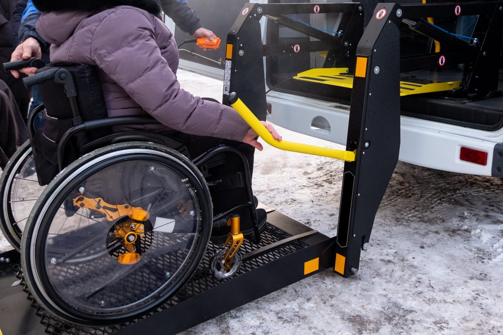 Maintaining Your Wheelchair in Winter