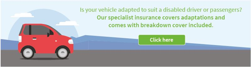 Car Insurance for Adapted Vehicles